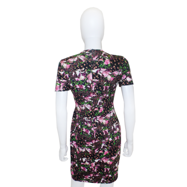 Givenchy | Floral Print Mini Dress