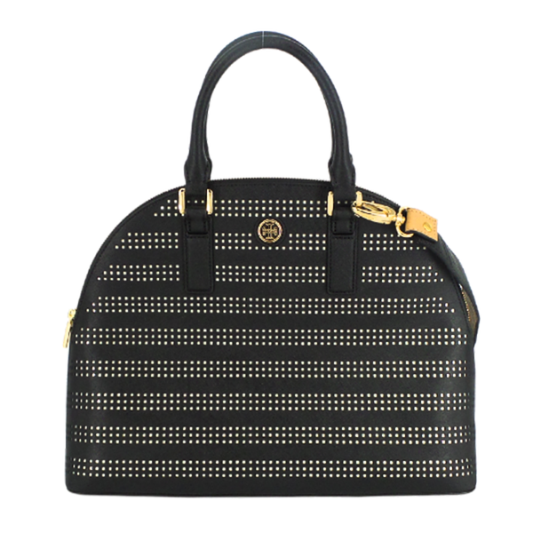Tory Burch | Robinson Perforated Satchel