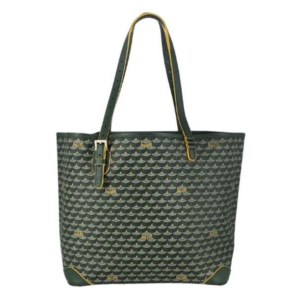 Fauré Le Page | Green Daily Battle 32 Tote Bag