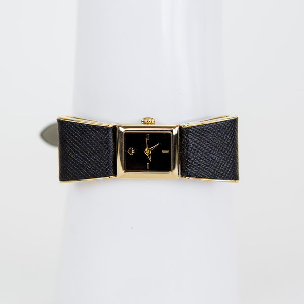 Kate Spade | Black Kenmare Bow Watch