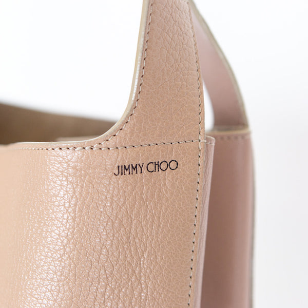 Jimmy Choo | Dusty Pink Leather Handbag