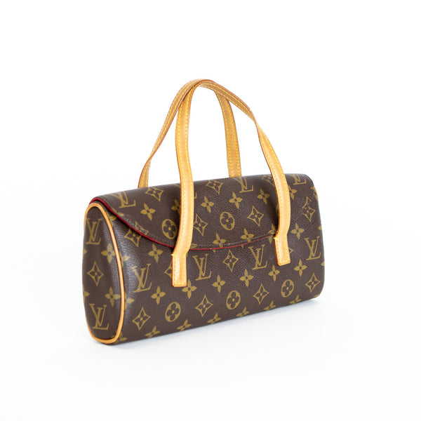 Louis Vuitton | Sonatine Canvas Clutch