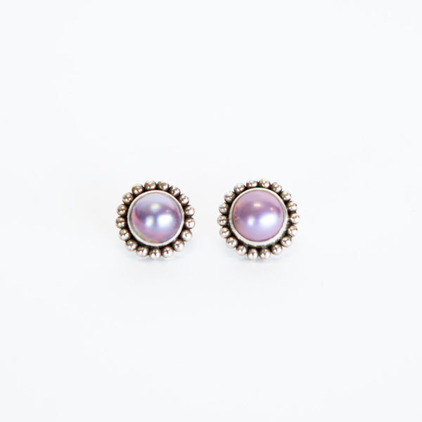 Stephen Dweck | Mabe Pearl Earrings