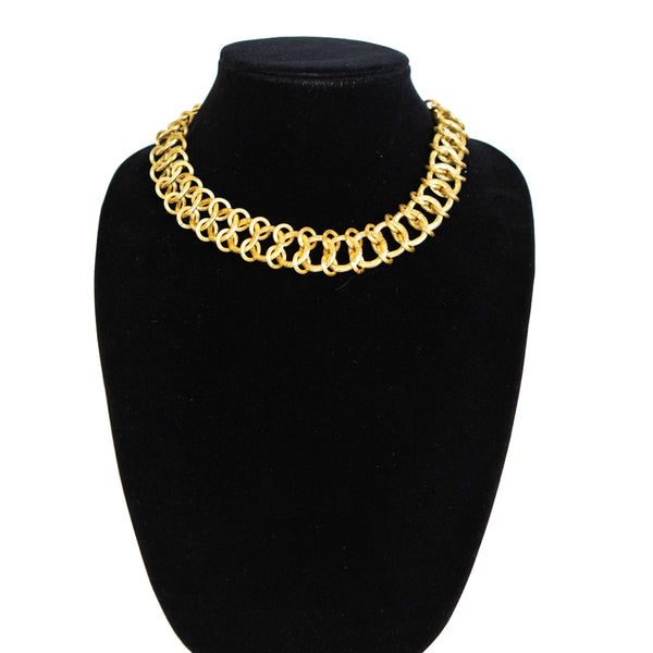 Stephen Dweck | Brass Chain Link Necklace