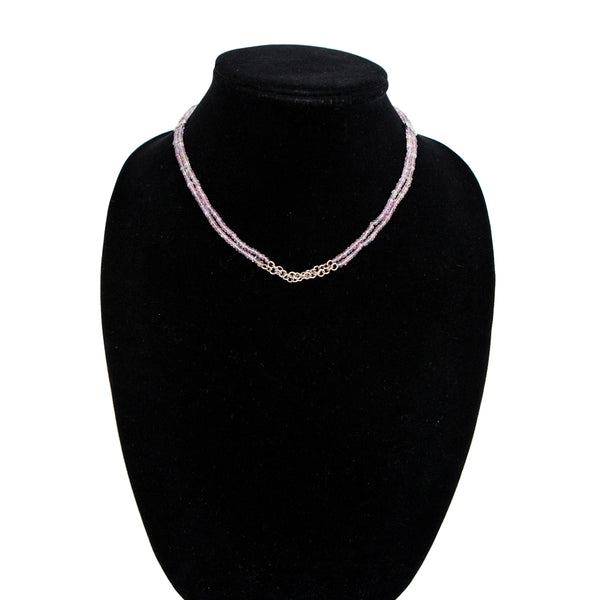 Mathew Trent | 18K Rondelle Beaded Necklace