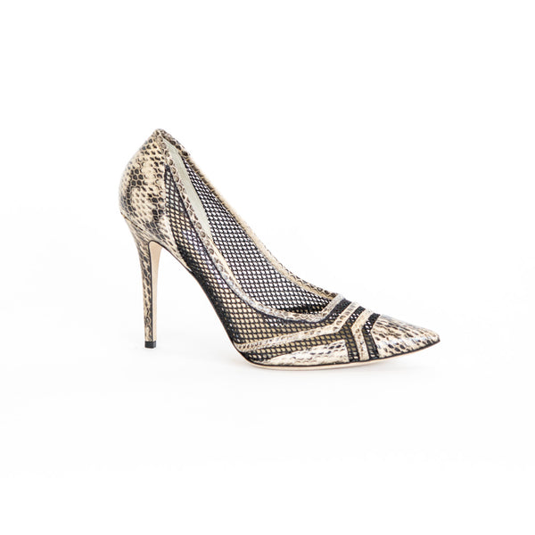 Jimmy Choo | Hettie 100 Pumps