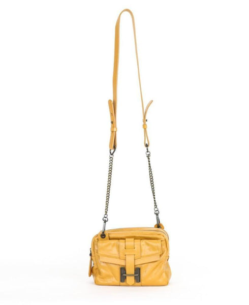 Halston Heritage | Leather Mini Crossbody