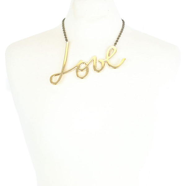 Lanvin | Iconic Love Necklace