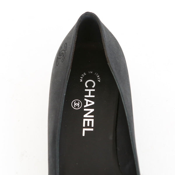 Chanel | Star Embellishment Flats
