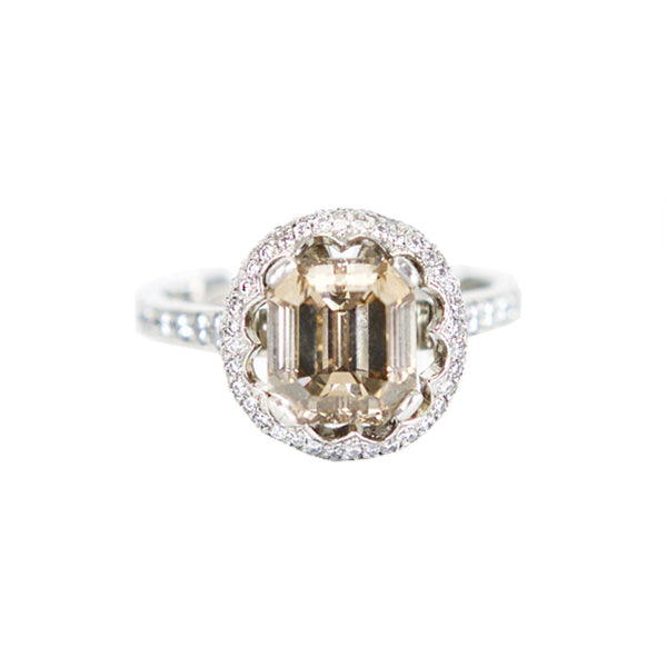 Matthew Trent | Champagne Diamond Ring