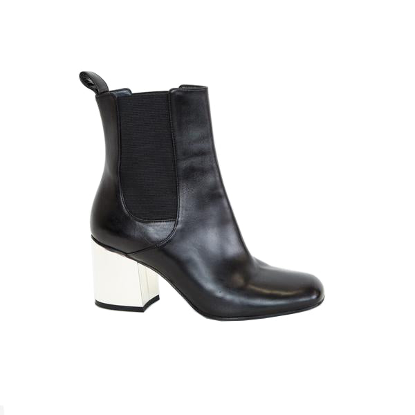 Gucci | Charlotte Metallised Booties
