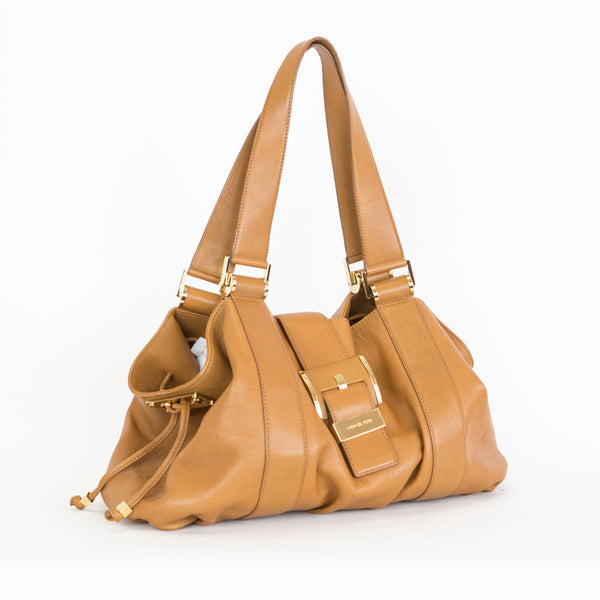 Michael Kors | Tan Leather Handbag