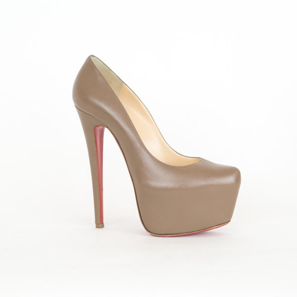 Christian Louboutin | Daffodile 160 mm Nude Pumps