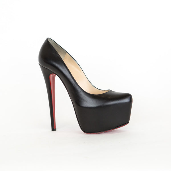 Christian Louboutin | Daffodile 160 mm Black Pumps