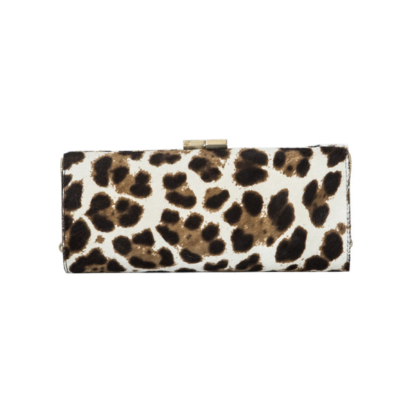 Jimmy Choo | Leopard Clutch