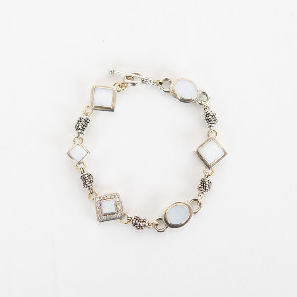 Michael Dawkins | Mother Of Pearl Bracelet
