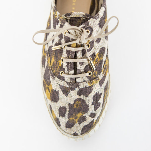 Charlotte Olympia | Leopard Print Sneakers