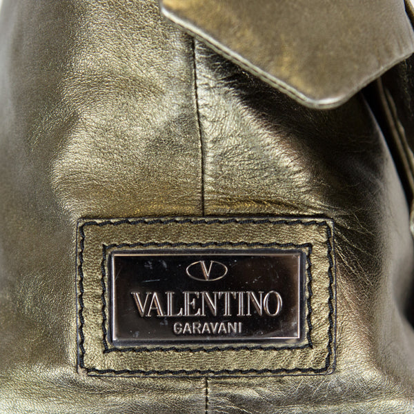 Valentino | Lacca Bow-Accented Tote Bag