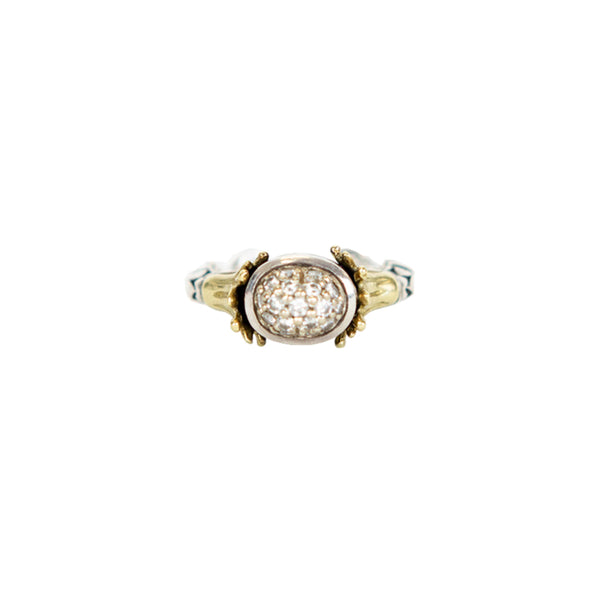 Lagos | Arcadia Flower Diamond Ring