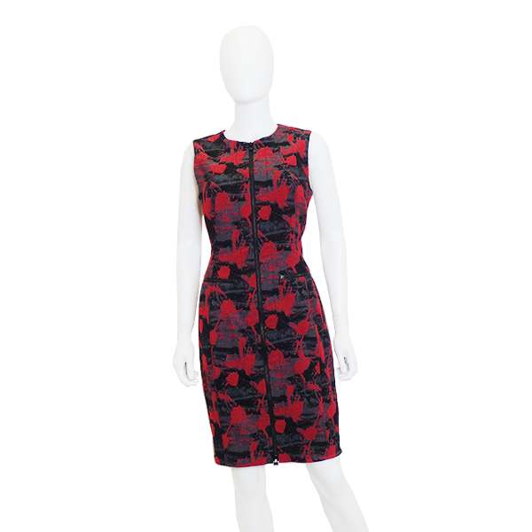 Hilton Hollis | Printed Dress
