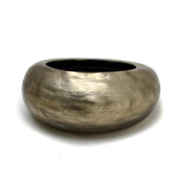 Alexis Bittar Pewter Bangle Bracelet