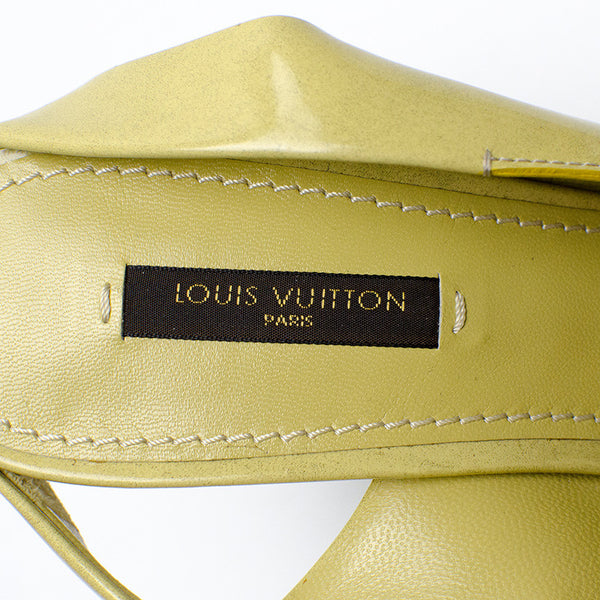 Louis Vuitton With Designer Label
