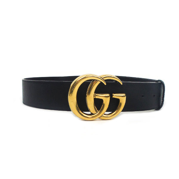 Gucci | Black GG Belt