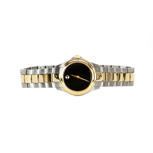 Movado | Two Tone Museum Watch