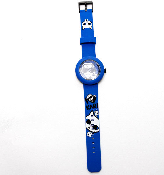 Karl Lagerfeld Blue Watch