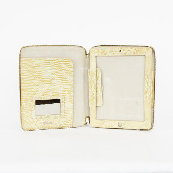 iPad Case with Mirror and Folder Slot