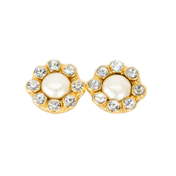 Chanel | Clip On Earrings