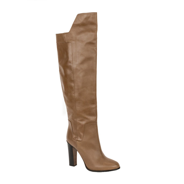 Vince | Brown Dempsey Knee High Boots