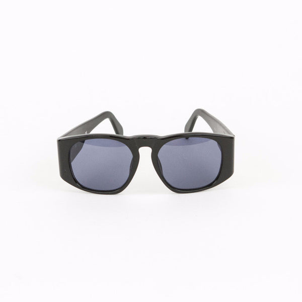 Chanel | CC Logo Black Sunglasses
