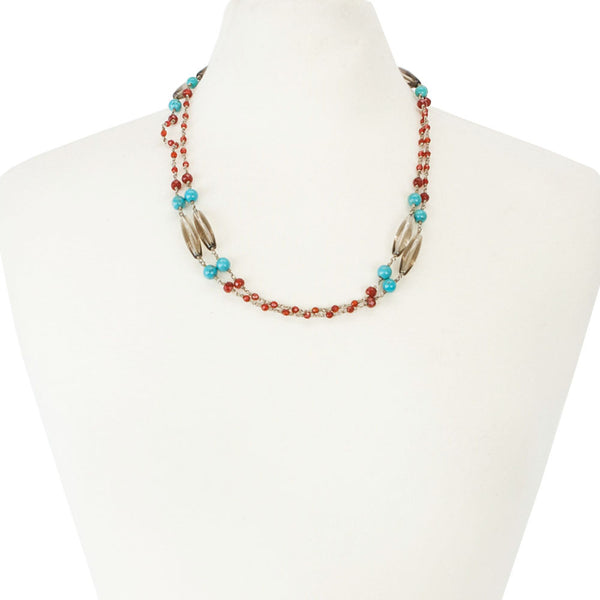 Stephen Dweck | Long Beaded Necklace