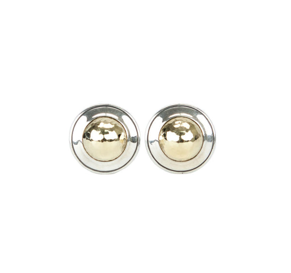 James Avery | Silver and Gold Earrings