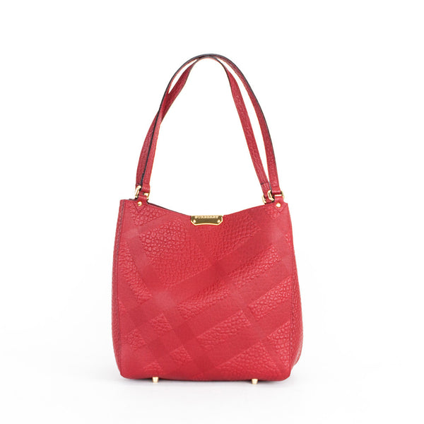 Burberry | Red Canterbury Handbag