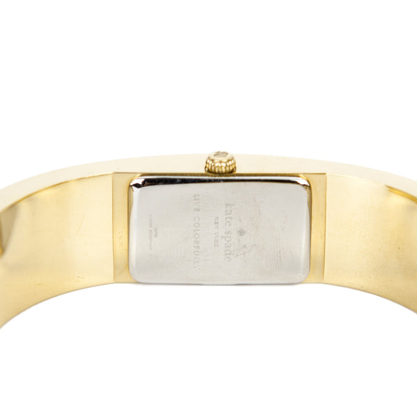 Kate Spade Dive In bangle water resistant watch