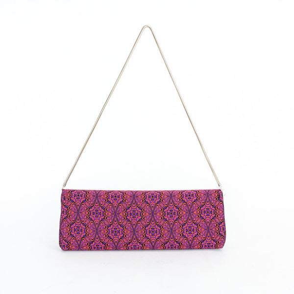 Trina Turk | Multi-color Printed Lush Clutch
