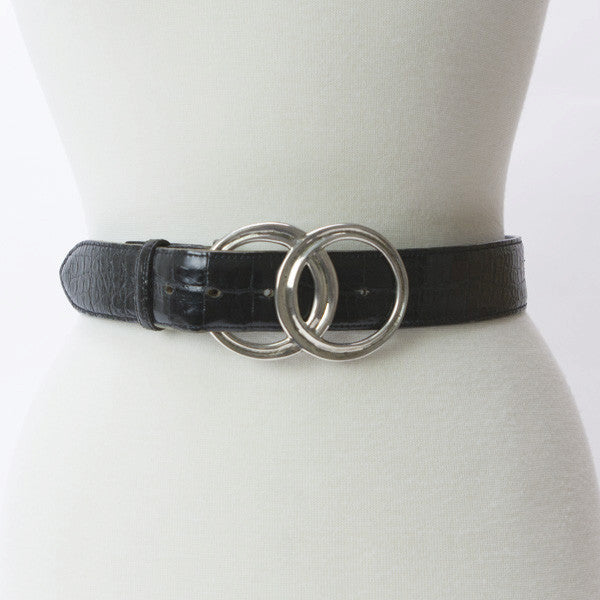 Brenda Schoenfeld Leather Belt
