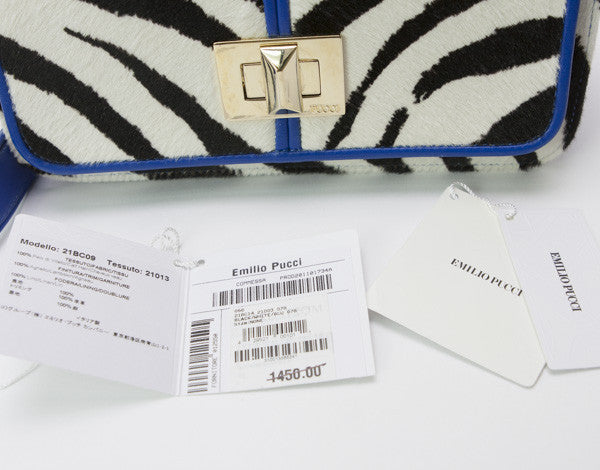 Emilio Pucci Handbag With New Tags