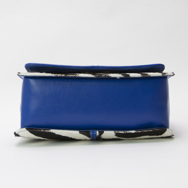 Emilio Pucci Handbag With Leather Bottom