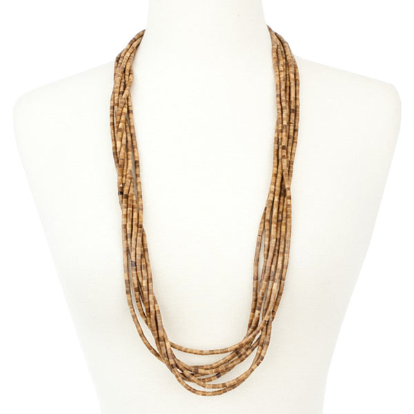 Eskandar | Multi Strand Bead Necklace