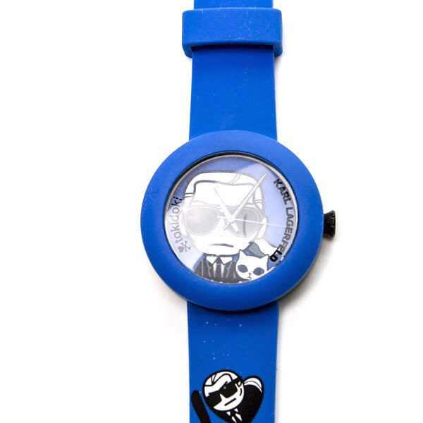 Karl Lagerfeld Blue Toki Doki Watch