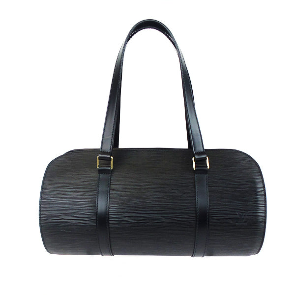 Louis Vuitton | Black Epi Soufflot Bag