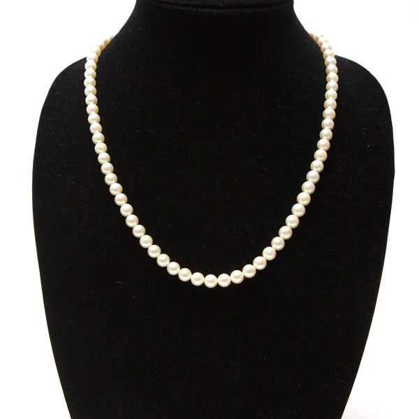 Majorica Vintage Pearl Necklace