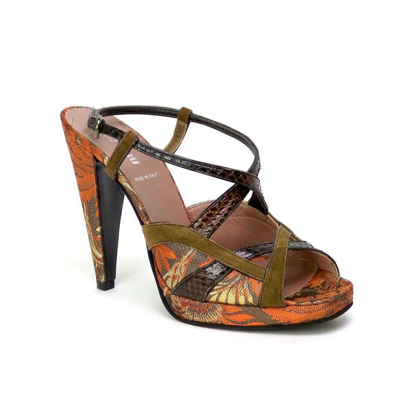 Miu Miu | Printed High Heels