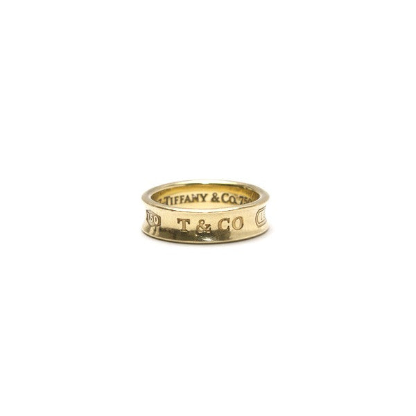 Tiffany & Co 18k Gold band