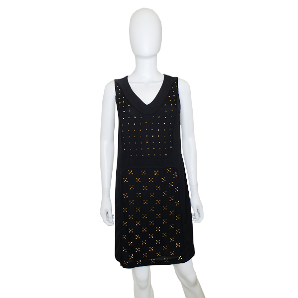 Diane Von Furstenberg | Twiggy Hot Fix Check Dress