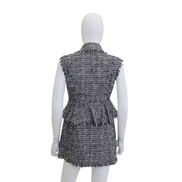 Erdem | Convertible Tweed Vest