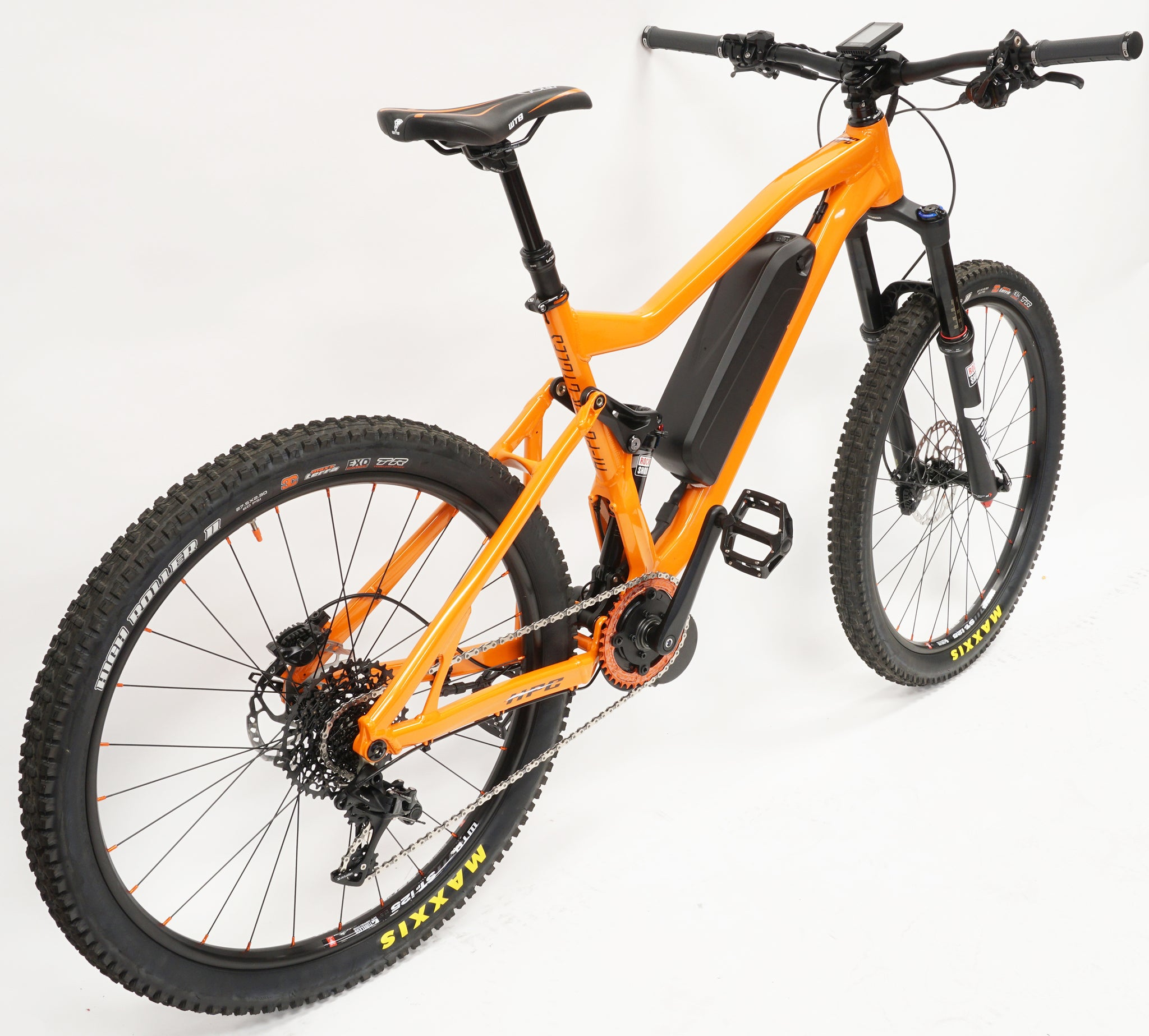 HPC Enduro Electric Bike